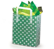 Frosted Tote Bag - Dots