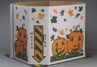 Pumpkin Gaylord bin White