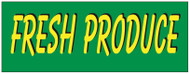 Fresh Produce banner Heavy Duty 1