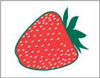 Marketeer Sign - Strawberry