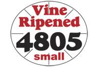 Vine Ripened Tomatoes PLU #4805 Label