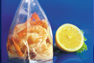 Seafood Top-load Slider bag - Small