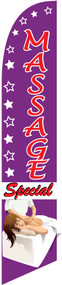 Massage Special Tall Flag