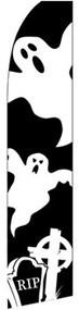 Ghost & Graves Tall Flag