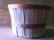 Half Bushel Basket no handles