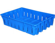 20lb Blue Berry Picking Bin Container
