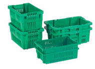 70lb Ventilated Tote Container