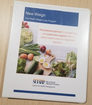 New Weigh Printed Materials