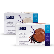 HMR® 70 Plus Shake (18 servings)