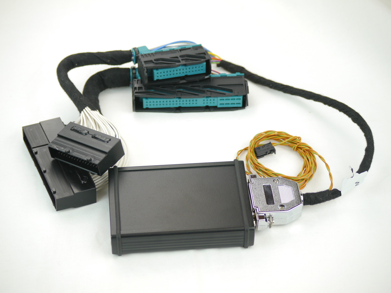 LoMo M1 Lowering Module for W166 GLE and C292 GLE Coupe