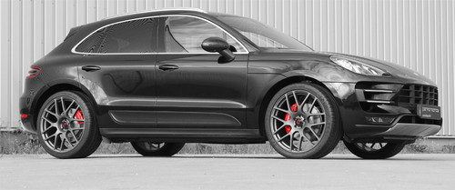 Macan Lowered