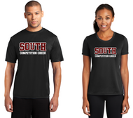 SEHS Competition Cheer Parent Shirt