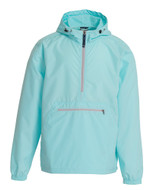 Aqua Charles River Water Resistant Pullover
