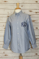 Oxford Monogrammed Shirts