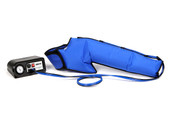 Bio Compression Systems Arm with Shoulder Sleeve Gentle Therapy 4 Chamber Pump Not Included, Small, Medium, or Large.
