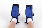 Bio Compression Systems Multi Flo Bilateral Foot Garments, To be used with the Bio Compression ic-1545-DL Multi Flow DVT Combo Pump, Per Pair Price.