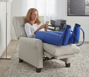 Bio Compression Sequential Circulator Lymphedema Pump, Choose Your Leg Sleeves Separately Purchased.