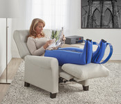 Bio Compression Sequential Circulator Lymphedema Pump, 8 Chamber Arm/Leg Sleeves Separately Purchased Below.