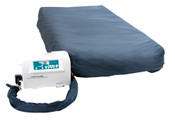 "Protekt Aire Mattress 9900 true low air loss & pulsation, blower pressure mattress system 36"" wide x 10"" high - 42'', 48'', 60'' wide sizes available."