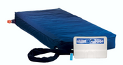 "Blue Chip Power Pro Elite  Alternating Pressure Mattress System With True Low Air Loss, Free Ship-No Tax, 36""W x 80""L x  9""H, Each."