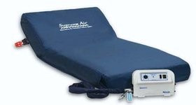 Supreme Air Alternating Pressure Mattress System Blue