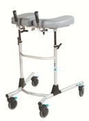Bure Stand Tall Manual Adaptable Walker, Easy To Use,  No Tax, Free Ground Shipping only.