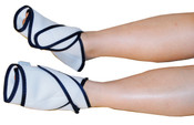 NeoMedic DVT Foot Garment Pair with Hose, Must use with NeoMedic DVT Pump, Not Included.