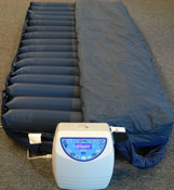 K-3 Aire-Zone Digital Low Air Loss Mattress System, Five Different Pressure Zones,  80 x 36 x 8 inches, Custom Built 30-60 Day Lead Time.