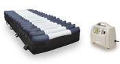 Pressure Sore Mattress Replacement System, Free Ship, Low Friction, Low Shear Cover, Easy Pump to use, Cell in Cell Design, Prius Enhance RDX, No Tax.