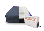 "Prius Rhythm Low Air Loss Mattress, Free Ship,  Comes 36"" 42"" or 48"" Wide, Pulsation Therapy for Pressure Ulcers,  $400.00 Add on for Side Bolster Option, Must Call to Order Side Bolsters."