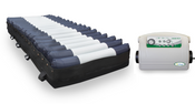 Low Air Loss Alternating Pressure Prius Salute RDX Mattress System,  Free Ship, No Tax, Side Bolster Cover is a $400.00 add on option, you must Call to order.