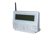 Deluxe Large Facility Central Monitoing System Displays Which Resident/Device Triggered An Alert, With LCD Screen (TL-4015), To use with Door Bar System, (TL-4005SYS) Sold Seperately.