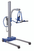 HoyerStatureprofessionalpatientlift,4‐pointcradle,electricbase,500Lb.capacity, by joerns , many options, call us.