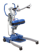 Hoyer Journey patient  folding stand-up aid, by joerns,  working load  341 LB. many options, call us.