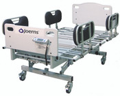 "Hospital Bed Joerns RC 1000 Bariatric Expandable Frame, 1000lbs. Capacity, Many Features Included,  Free Extras, 84"" L, 39‐54"" W, Split Frame, 17‐30"" Height Range, 5 Function Control, Integrated Scale is Extra."