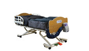 Joerns DermaFloat APM Alternating Pressure Therapy System, Control Unit, Pressure Relief: Stage I – IV Pressure Ulcers, CairRails Risk Management Side Air Bolsters