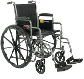 Advantage LX Wheelchair 16'' Wide Seat.