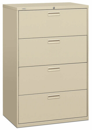 4 Drawer Lateral Filing Cabinet Hon 4 Drawer Lateral