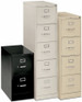 HON 5 Drawer Vertical File Cabinet with Lock [315P] -2