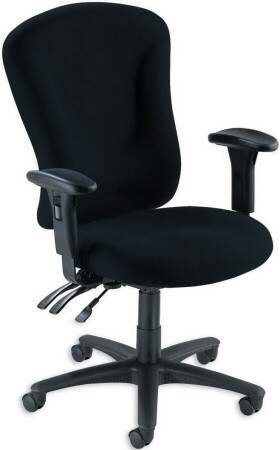 Lorell Accord Series Adjustable Task Chair [66153] -1