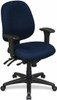 Lorell Adjustable Ergonomic Task Chair [LLR60535] -2