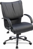 Lorell Dacron Filled Plush Executive Chair [69515] -1