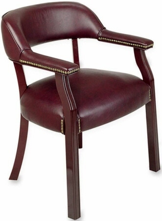 Lorell Traditional Captains Chair [60600] -1
