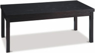 Main Street Espresso Finish Coffee Table [MST12] -1