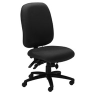 Mayline 24 Hour Big and Tall Desk Chair [2424AG]
