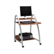 Mayline Arched Mobile Computer Desk [971]