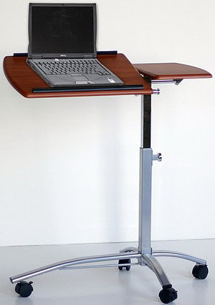 Mayline Height Adjustable Laptop Stand [950] -1