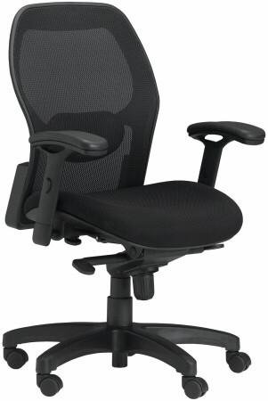 Mayline Mercado Series Mesh Office Chair [3200] -1