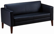 Mayline Prestige Series Leather Settee [VCL2] -1