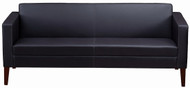 Mayline Prestige Reception Room Leather Sofa [VCL3] -1